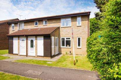 1 Bedroom Flat for sale in Home Orchard, Yate, Bristol, Gloucestershire