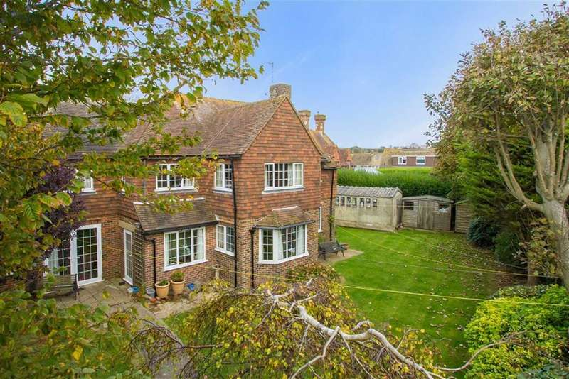4 Bedrooms Detached House for sale in Alfriston Road, Seaford, East Sussex
