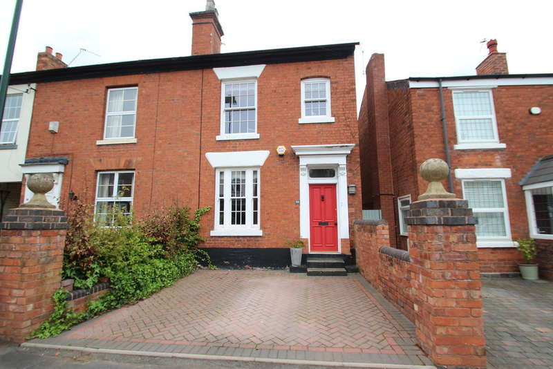 4 Bedrooms End Of Terrace House for sale in Greenfield Road, Harborne