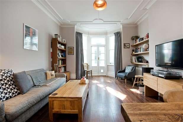 2 Bedrooms Flat for sale in Herne Hill, Herne Hill