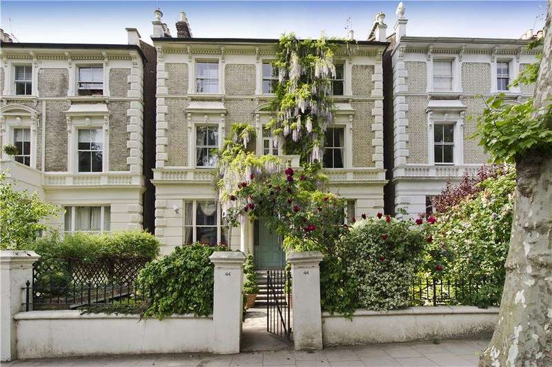 7 Bedrooms House for sale in Bassett Road, North Kensington W10