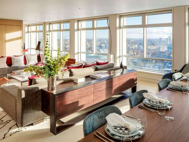 3 Bedrooms Apartment Flat for sale in Centre Point Residences, Covent Garden, WC1A