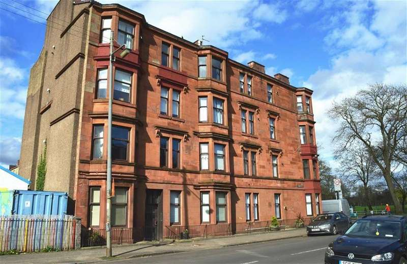 2 Bedrooms Flat for sale in St Kenneth Drive, Govan