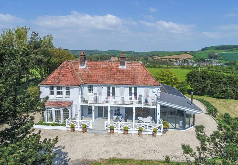 5 Bedrooms Detached House for sale in Seatown, Chideock, Bridport, Dorset