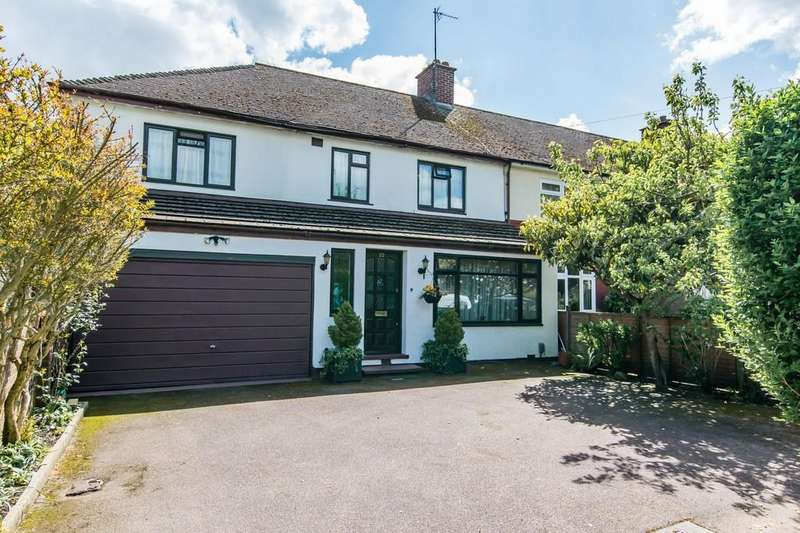 5 Bedrooms Semi Detached House for sale in Holbrook Road , Cambridge