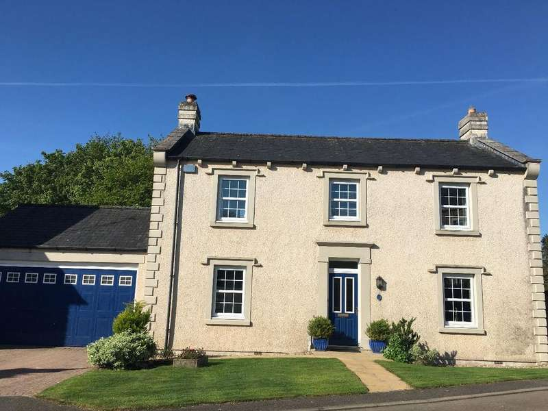4 Bedrooms Detached House for sale in 3 Rook Farm Close, Tallentire, Cockermouth, CA13 0PH