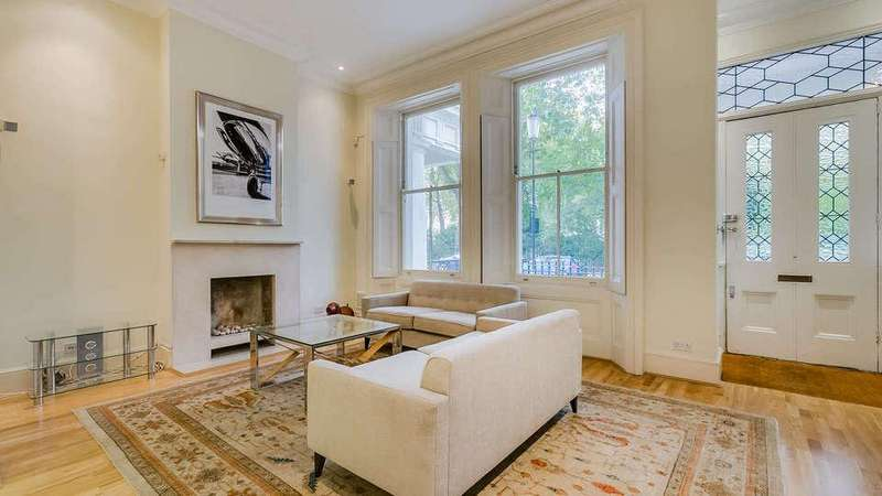 2 Bedrooms Ground Flat for sale in Courtfield Gardens, London. SW5
