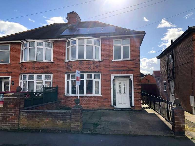 3 Bedrooms Semi Detached House for sale in Dannah Street, Ripley