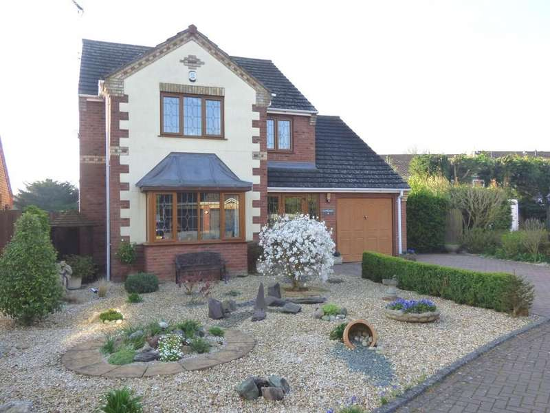 4 Bedrooms Detached House for sale in The Spinney, Kirton