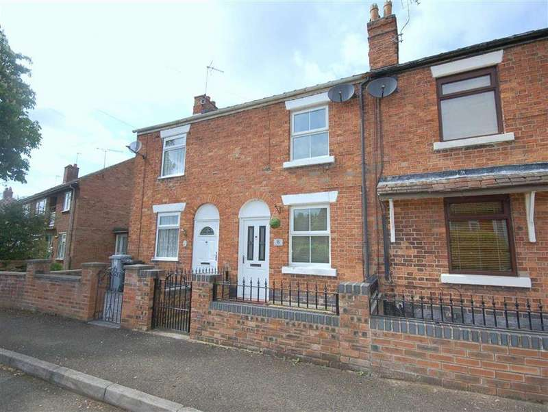 2 Bedrooms Terraced House for sale in Wallfields Road, Nantwich