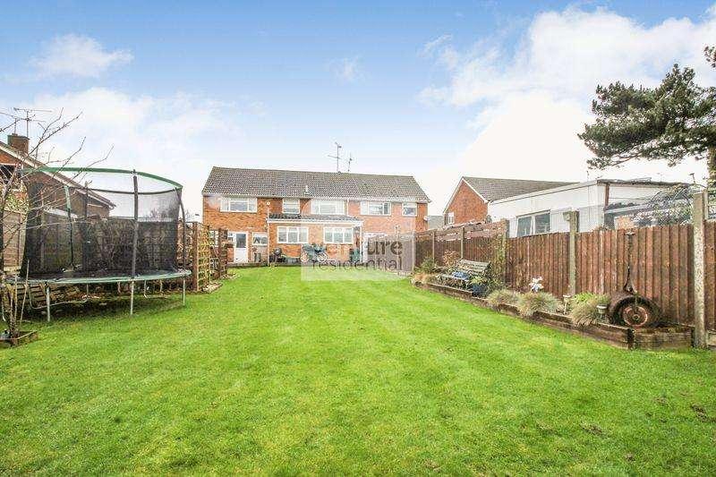 4 Bedrooms Semi Detached House for sale in 4 Bedroom semi detached in Limbury Mead