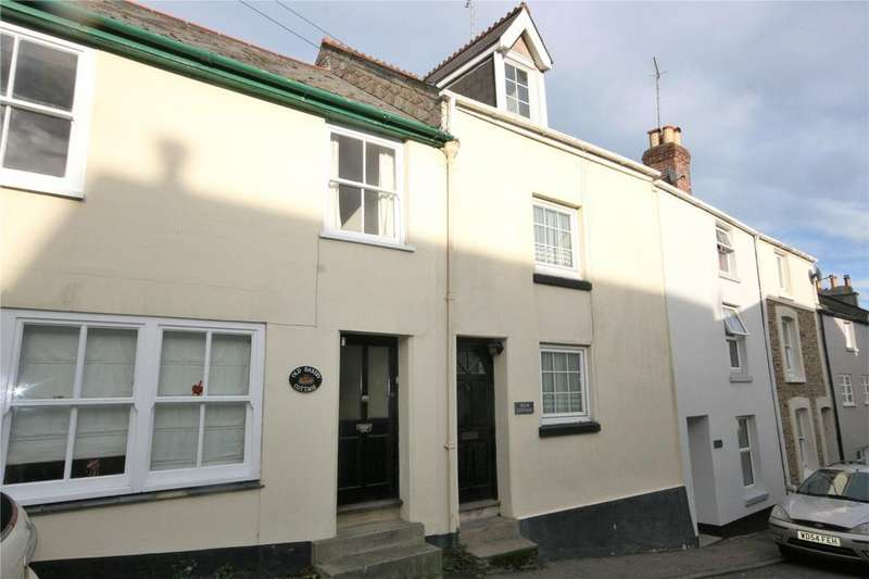 3 Bedrooms Terraced House for sale in Church Road, Stoke Fleming, Dartmouth, Devon, TQ6