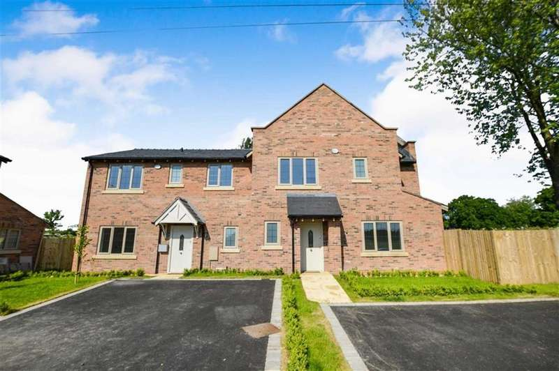 4 Bedrooms Semi Detached House for sale in Latham Hall, Hale, Cheshire, WA15