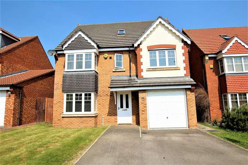 6 Bedrooms Detached House for sale in Grenadier Close, Stockton-On-Tees