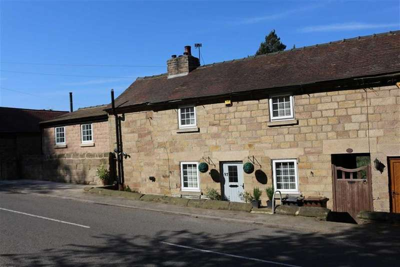 2 Bedrooms End Of Terrace House for sale in Eaton Bank, Duffield, Derbyshire