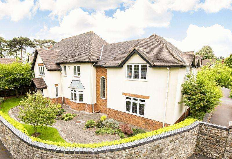 6 Bedrooms Detached House for sale in Parrys Grove, Stoke Bishop