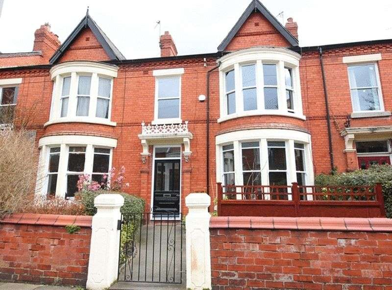5 Bedrooms Property for sale in Buckingham Avenue, Aigburth, Liverpool, L17