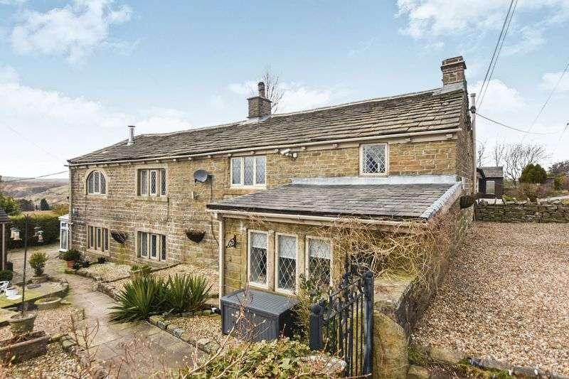4 Bedrooms Property for sale in Fox's Lair, Top O Th Lane Farm, Broadhead Road, Turton, Bolton