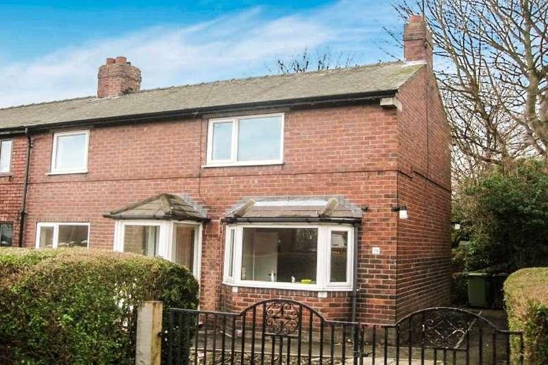 3 Bedrooms Semi Detached House for rent in Poole Crescent, Leeds, LS15