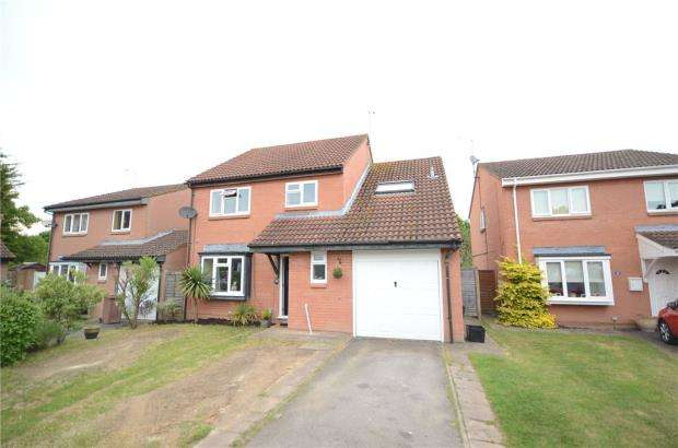 4 Bedrooms Detached House for sale in Swift Close, Wokingham, Berkshire