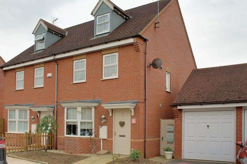 3 Bedrooms Property for sale in Brindles Close, Calvert