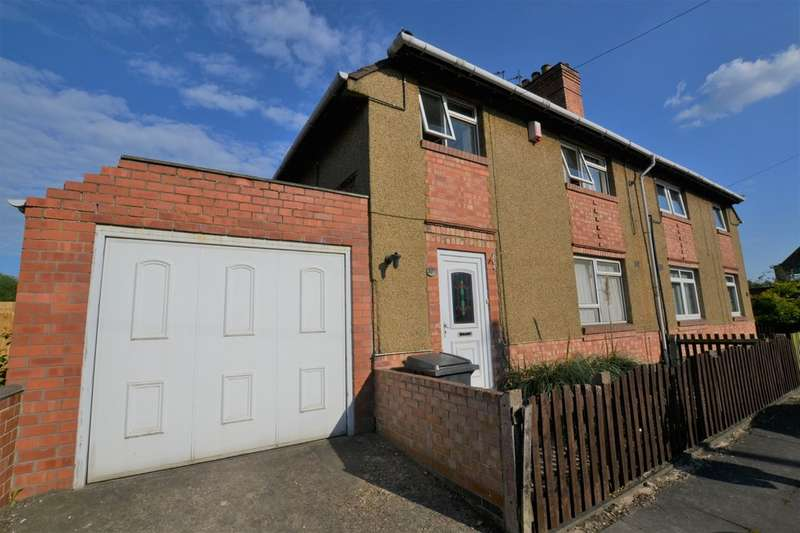 3 Bedrooms Semi Detached House for sale in Repton Street, Woodgate LE3