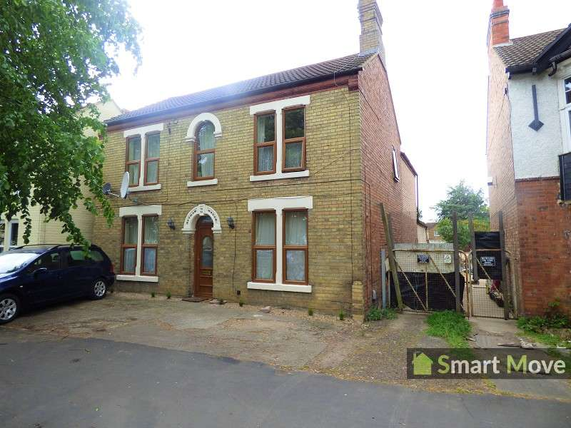 5 Bedrooms Detached House for sale in St. Pauls Road, Peterborough, Cambridgeshire. PE1 3DP
