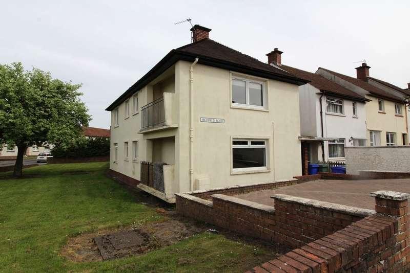2 Bedrooms Flat for sale in Highfield Road, Ayr, KA7