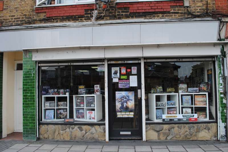Commercial Property for sale in Roneo Corner, Hornchurch