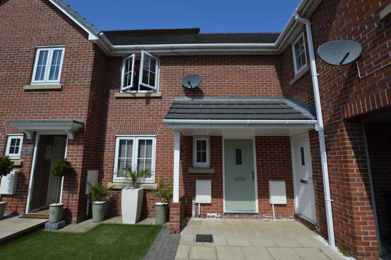 2 Bedrooms Terraced House for sale in Sparks Croft, Port Sunlight