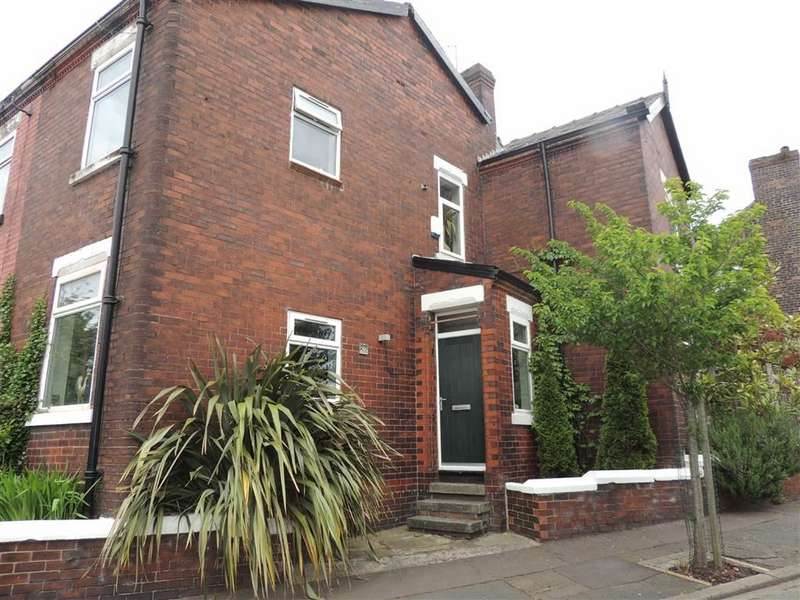 3 Bedrooms Terraced House for sale in Potters Lane, Moston, Manchester