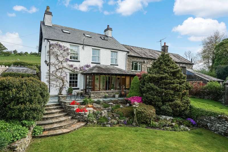 4 Bedrooms House for sale in Middleshaw Head, Middleshaw, Old Hutton, Kendal, Cumbria, LA8 0LZ