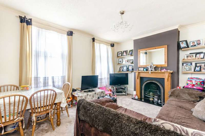 2 Bedrooms House for sale in Courthill Road, Hither Green, SE13