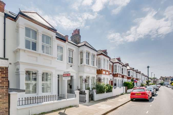 5 Bedrooms End Of Terrace House for sale in Balfern Grove, Chiswick