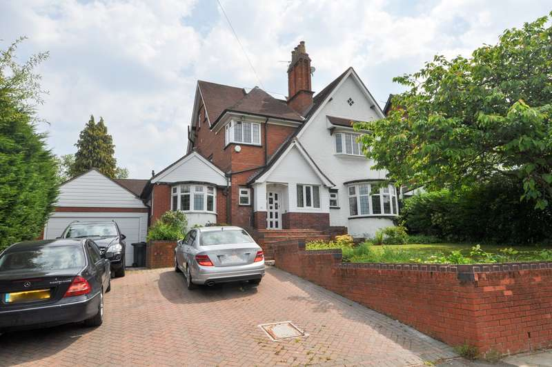 6 Bedrooms Detached House for sale in Beaks Hill Road, Kings Norton, Birmingham, B38