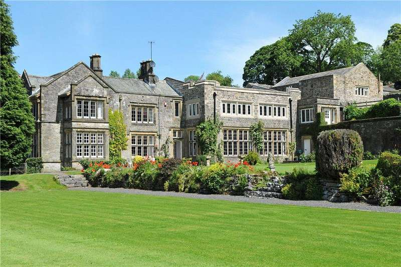 5 Bedrooms Unique Property for sale in Hanlith, Kirkby Malham, Skipton, North Yorkshire