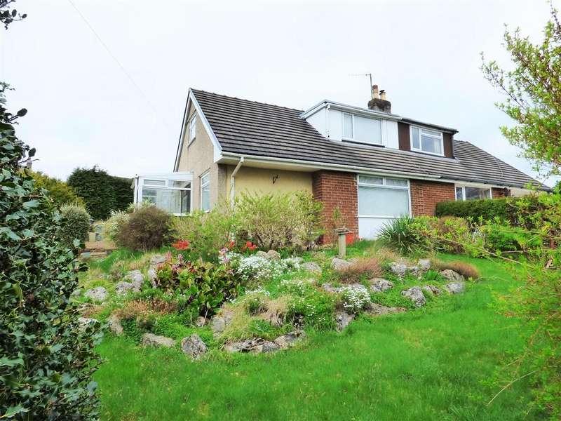 3 Bedrooms Semi Detached Bungalow for sale in Wisp Hill Grove, Halton, Lancaster