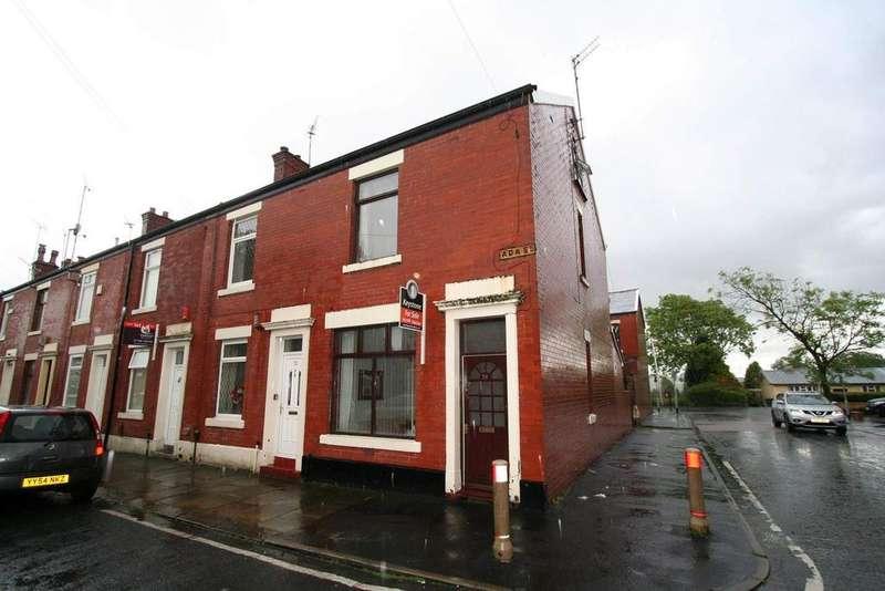 3 Bedrooms Terraced House for sale in Ada Street, Foxholes, Rochdale