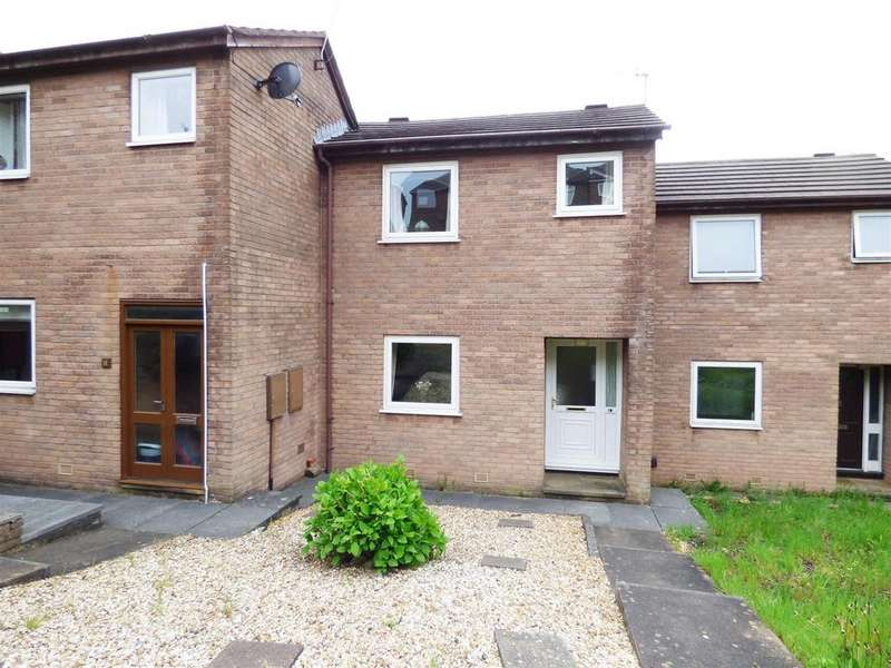 2 Bedrooms Terraced House for sale in Ashbourne Drive, Lancaster