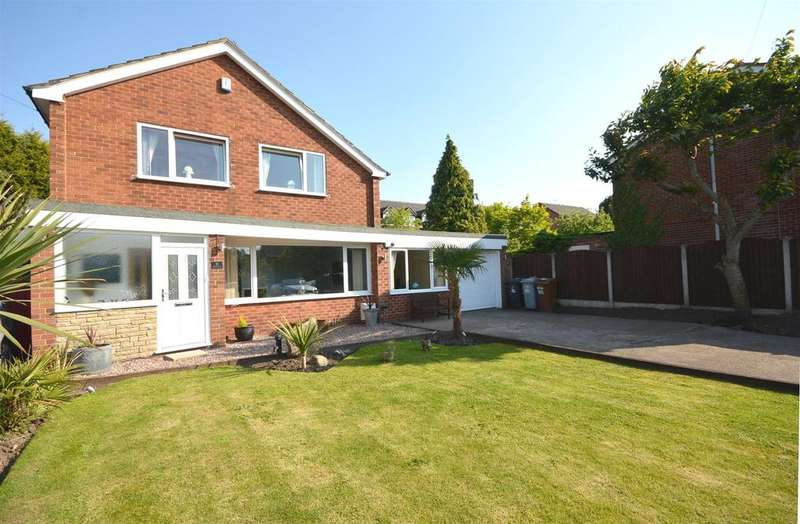 3 Bedrooms Detached House for sale in Lynton Grove, Haslington