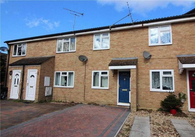 2 Bedrooms Terraced House for sale in May Close, Owlsmoor, Sandhurst, Berkshire, GU47