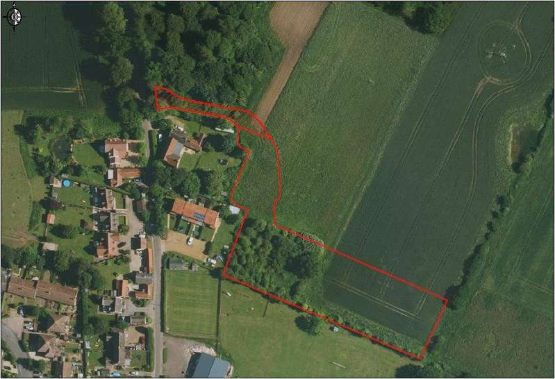 Land Commercial for sale in Land East of Rocklands Road, Shropham, Norfolk