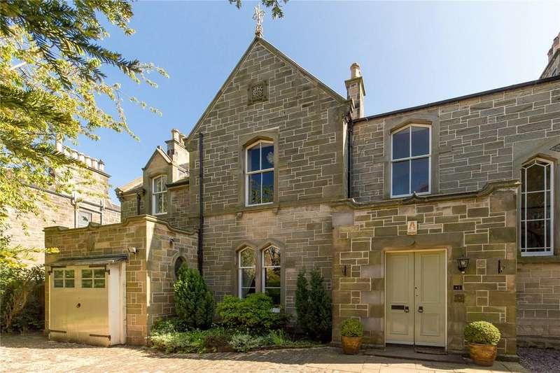 5 Bedrooms Detached House for sale in Blackford Road, Edinburgh