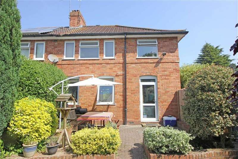 3 Bedrooms End Of Terrace House for sale in Westbury Lane, Coombe Dingle, Bristol
