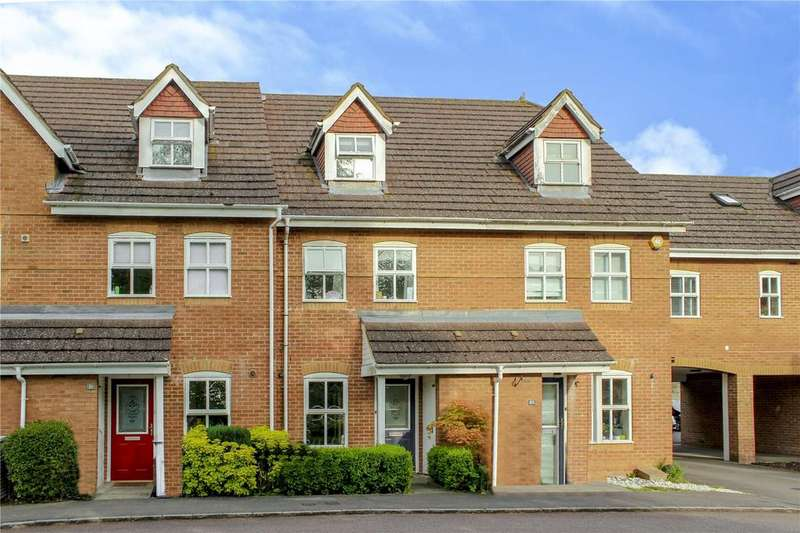 3 Bedrooms Terraced House for sale in Bevan Gate, Bracknell, Berkshire, RG42
