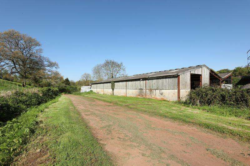 4 Bedrooms Land Commercial for sale in Yeoford, Crediton