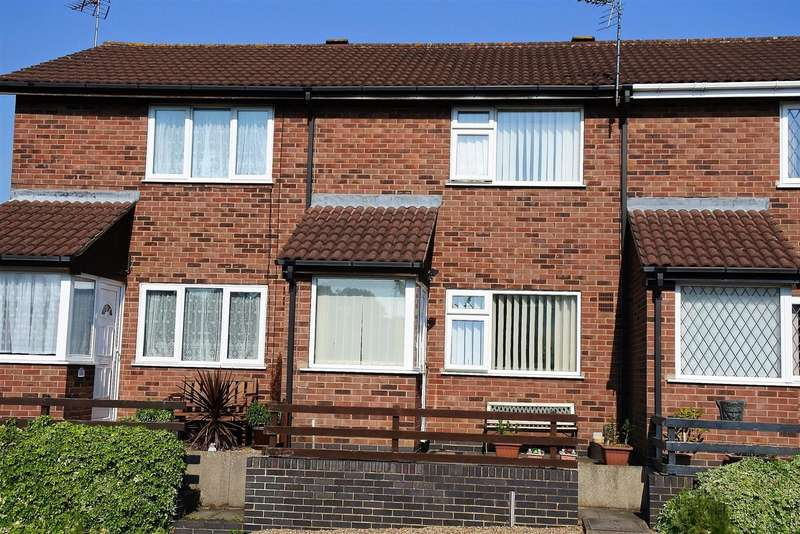 2 Bedrooms Terraced House for sale in Bedford Close, Grantham