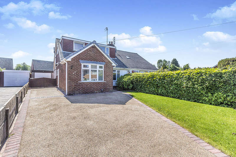 4 Bedrooms Semi Detached House for sale in Lever House Lane, Leyland, PR25
