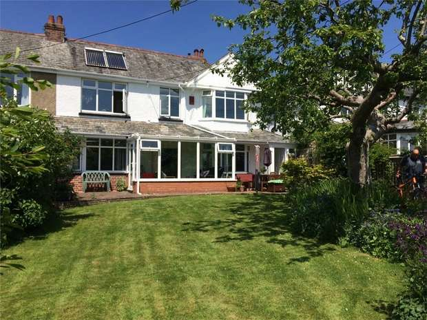 5 Bedrooms Semi Detached House for sale in Rumsam, Barnstaple