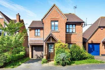 3 Bedrooms Detached House for sale in Nuneham Grove, Westcroft, Milton Keynes, Buckinghamshire